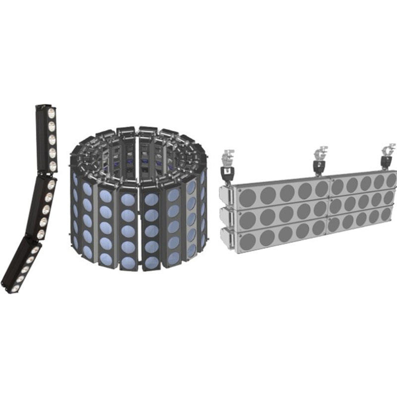 Marslite different led dot matrix for stunning visual effects series