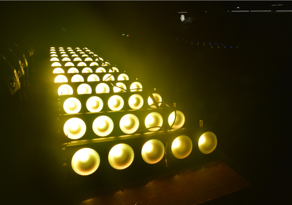 Marslite different led dot matrix for stunning visual effects series-4