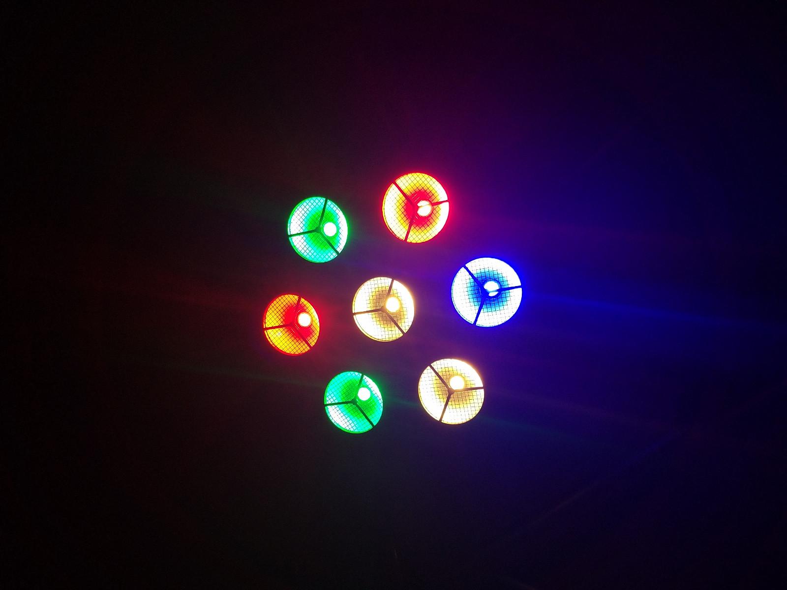 wave concert lights supplier for disco Marslite-6