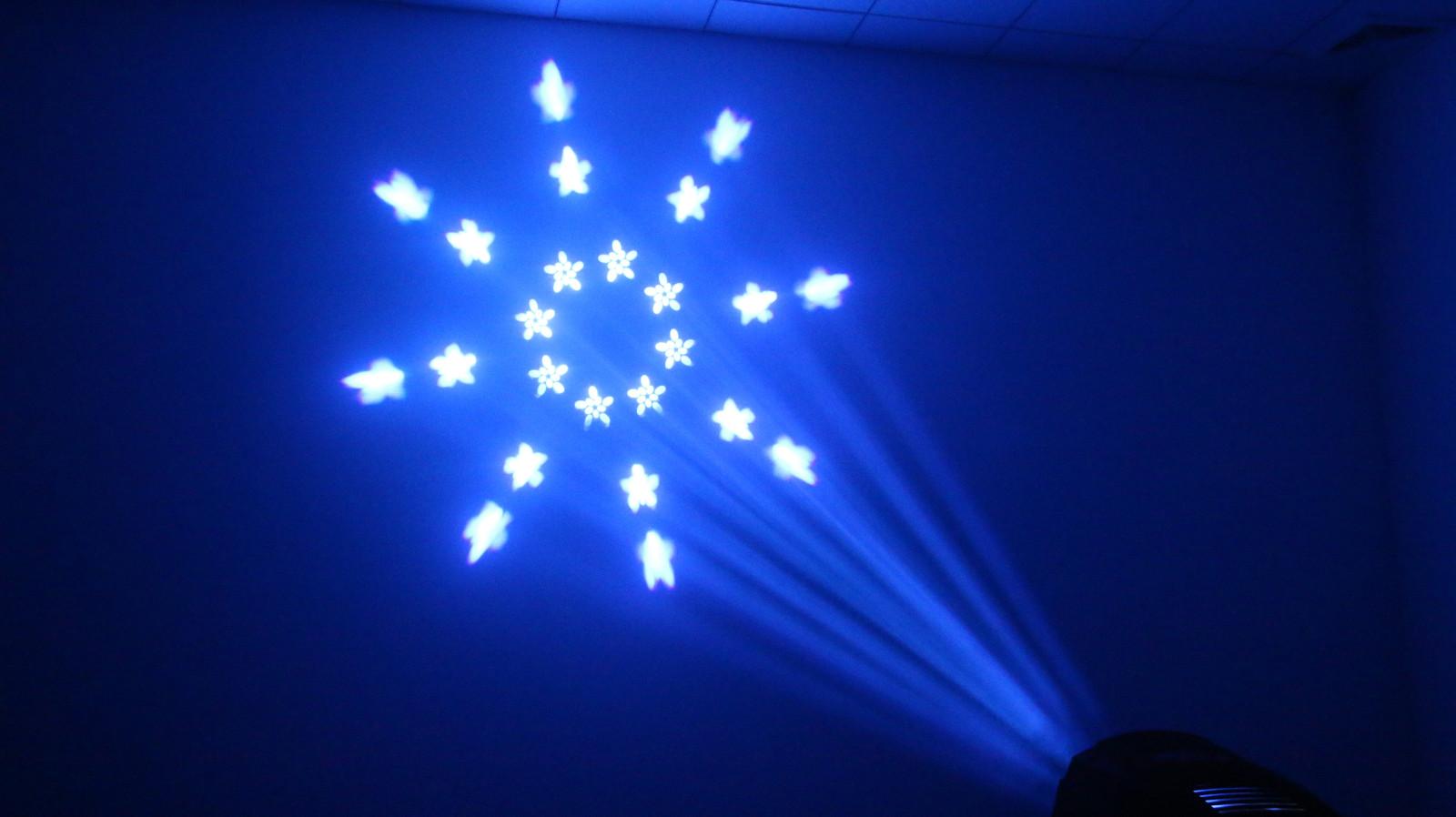 spot beam light to decorative for band Marslite-4
