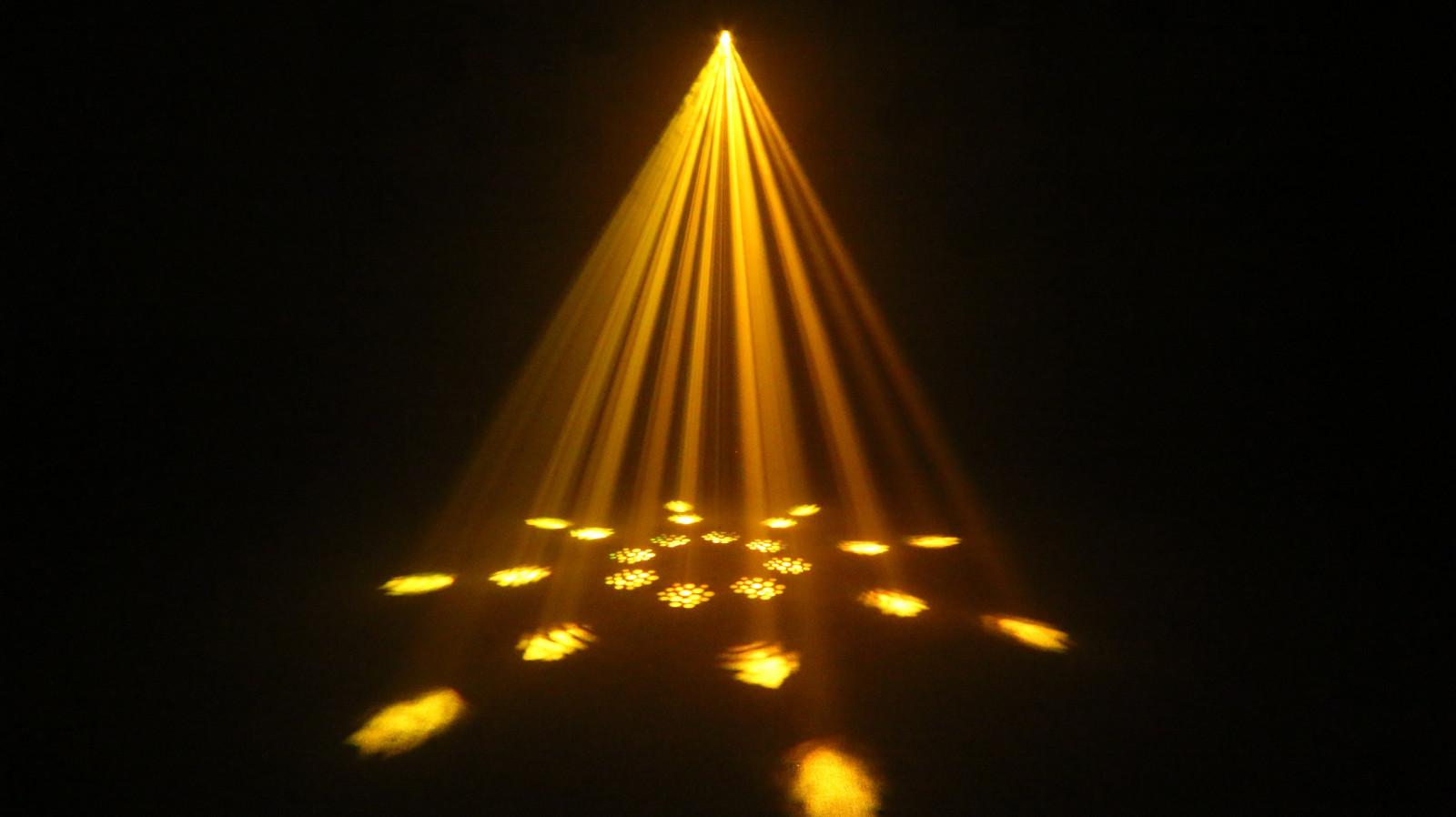 spot beam light to decorative for band Marslite-6