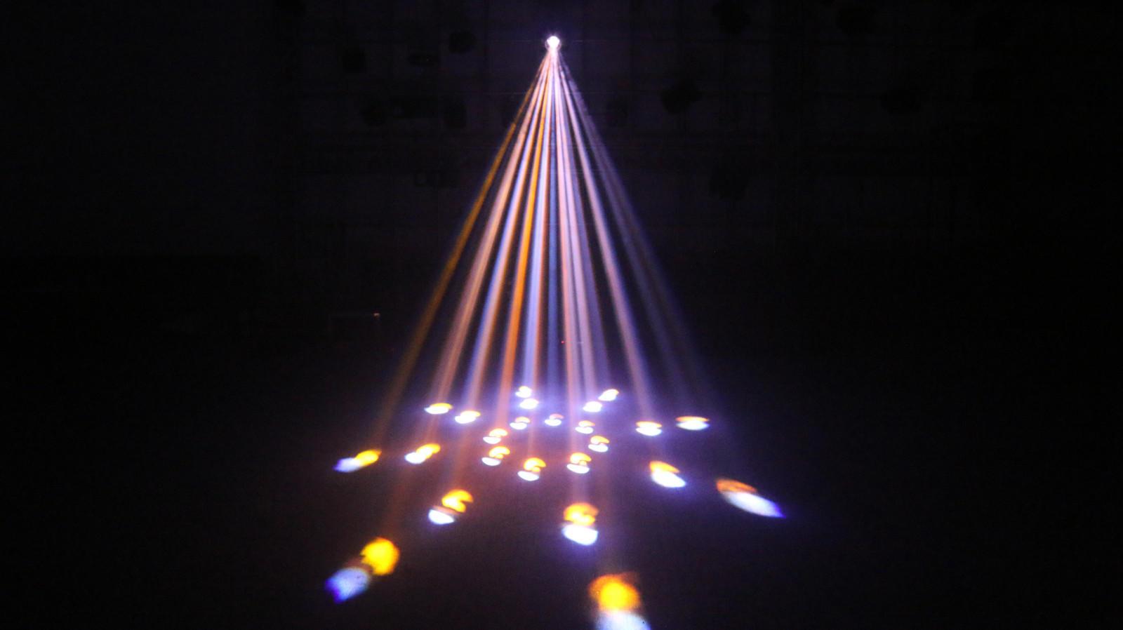 spot beam light to decorative for band Marslite