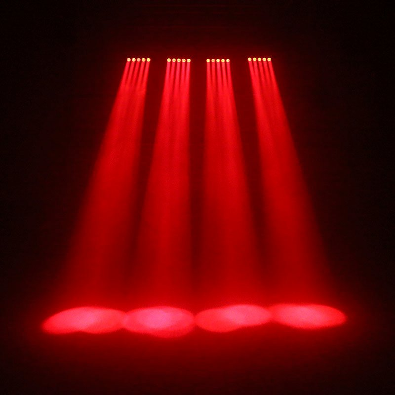 Marslite Multi-effect dj lighting packages customized for club-6