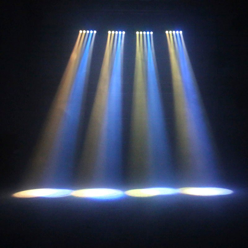 Marslite Multi-effect dj lighting packages customized for club-7