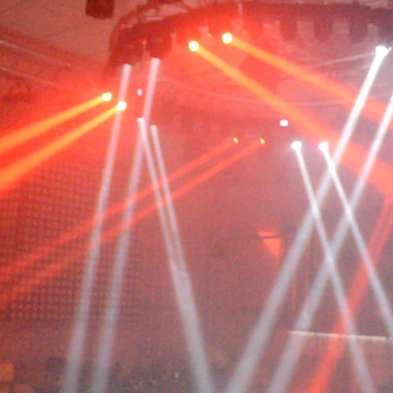Marslite smooth led moving head disco light supplier for DJ moving show