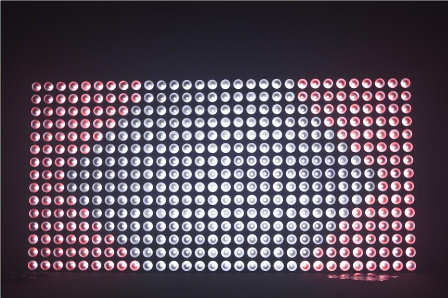 popular bar matrix Marslite Brand matrix led
