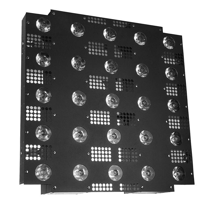 DMX LED matrix beam blinder light RGBW 4in1 MS-MTX250-FC