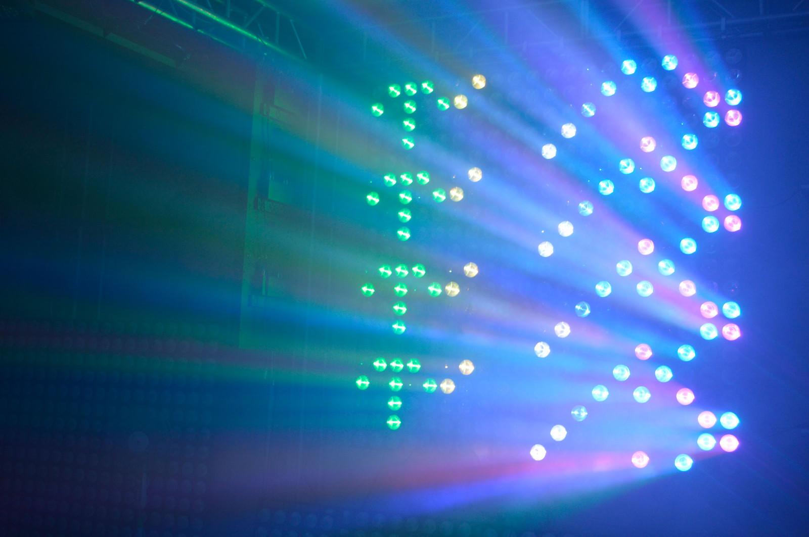 cob hot selling warm new led color changing lights Marslite Brand