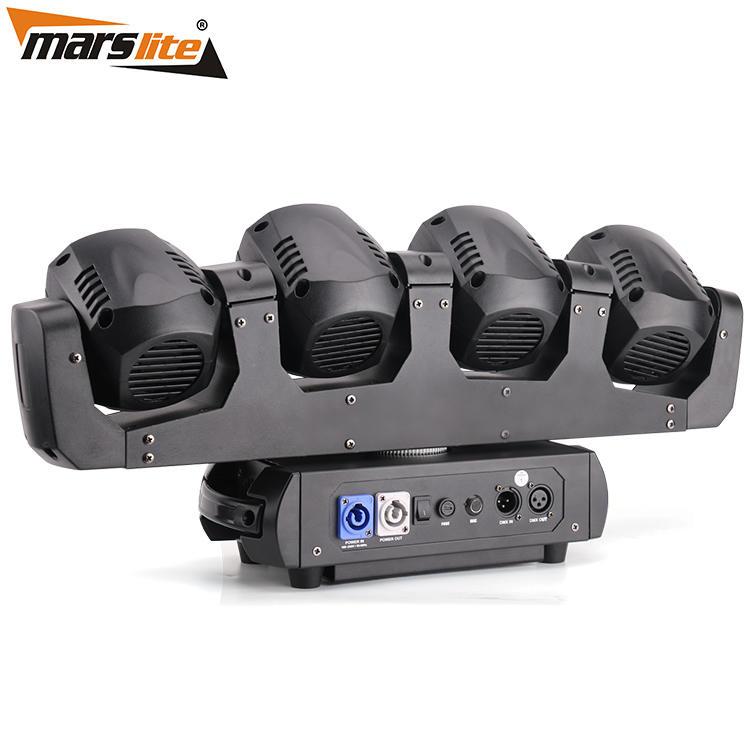 Marslite adjustable led light moving head supplier for club
