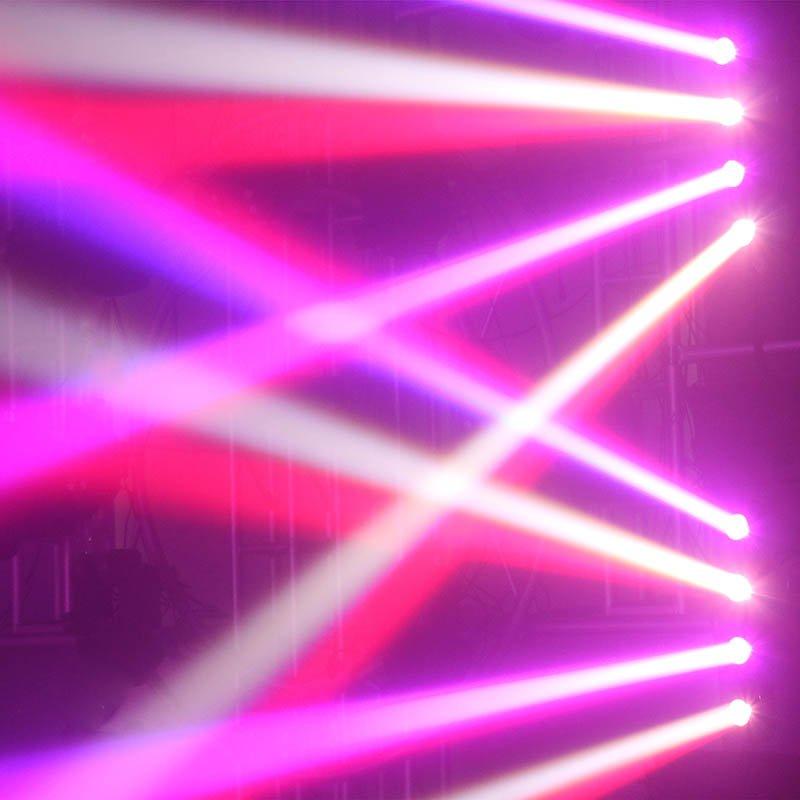 Marslite adjustable led light moving head supplier for club-6