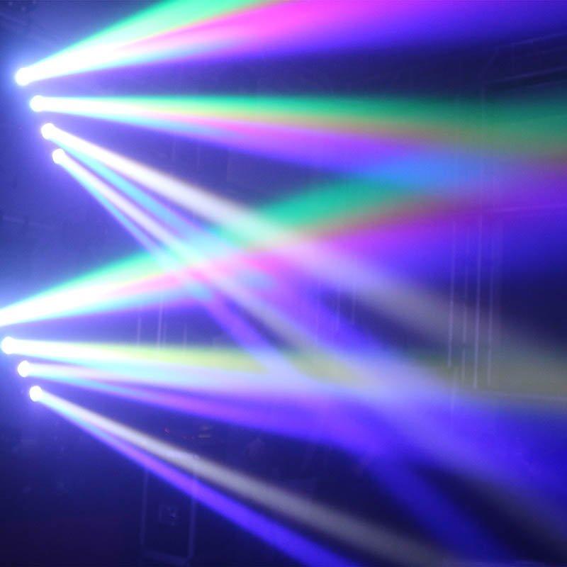 Marslite adjustable led light moving head supplier for club-7