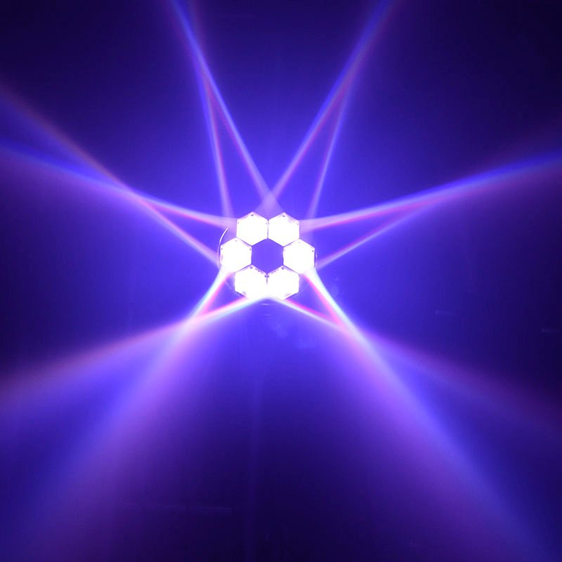 Marslite smooth moving led lights series for club-7