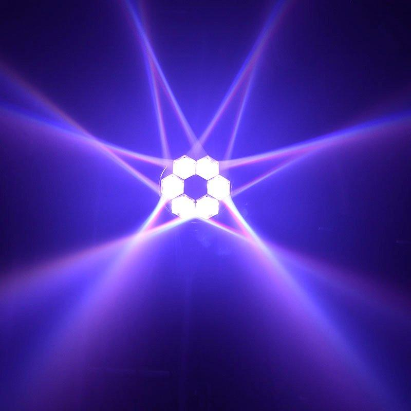 Marslite smooth moving led lights series for club