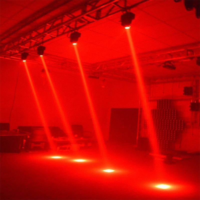 adjustable moving head led stage lights eye manufacturer for club-5