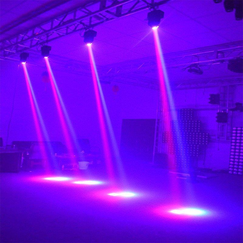 adjustable moving head led stage lights eye manufacturer for club