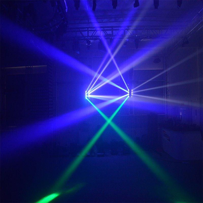 Marslite adjustable led light moving head customized for bar-5