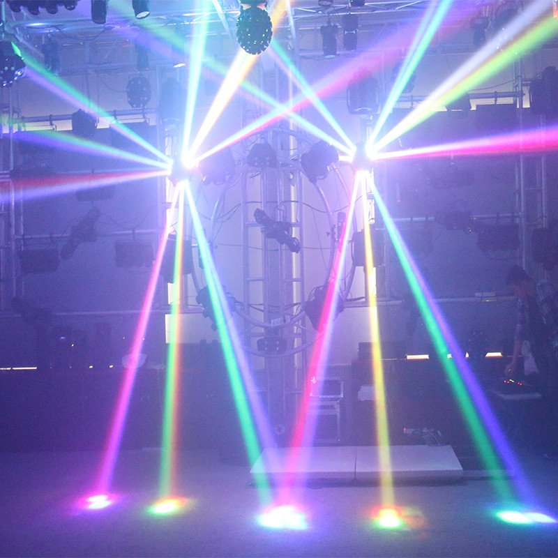 high quality led moving head disco light wheel manufacturer for club-4
