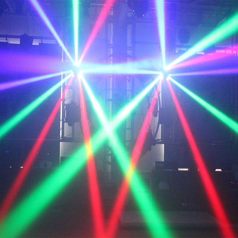 high quality led moving head disco light wheel manufacturer for club-5