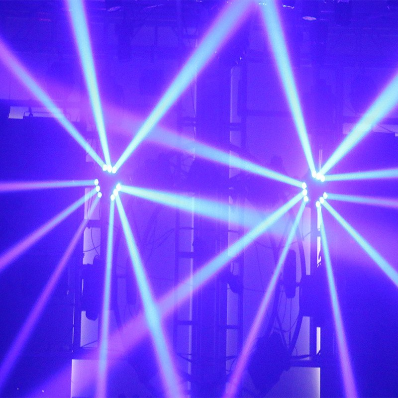 high quality led moving head disco light wheel manufacturer for club-6