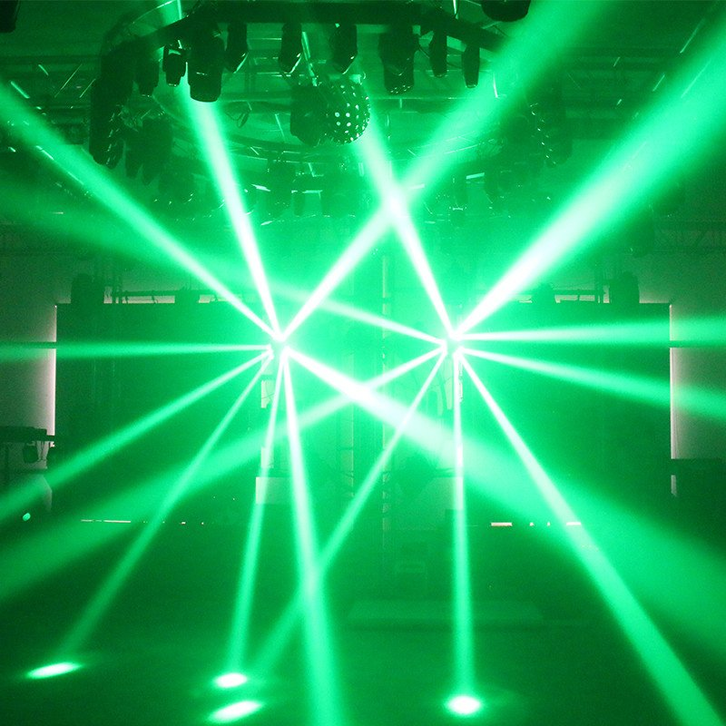 high quality led moving head disco light wheel manufacturer for club-7