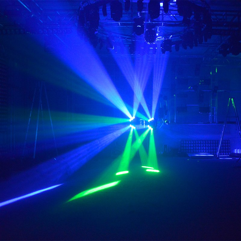 Marslite high quality moving spotlight wholesale for club-6