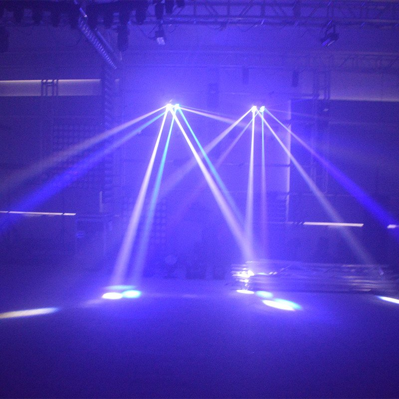 multi-color led stage lighting spot wholesale for DJ moving show-4