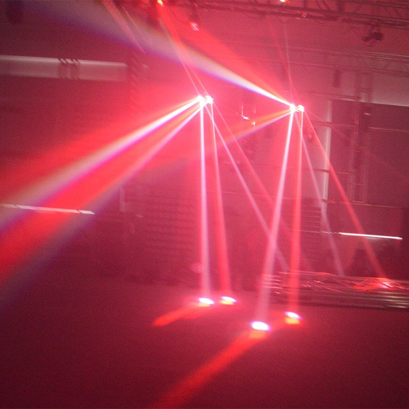 multi-color led stage lighting spot wholesale for DJ moving show-5