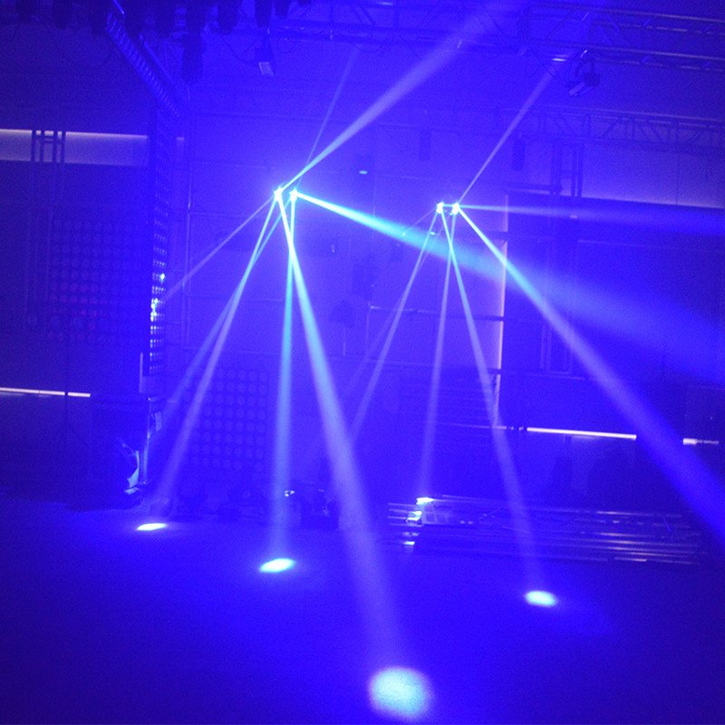 multi-color led stage lighting spot wholesale for DJ moving show-6