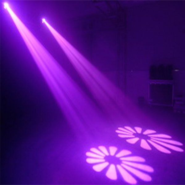 Marslite multi-color led light projector customizedeffects for party-4