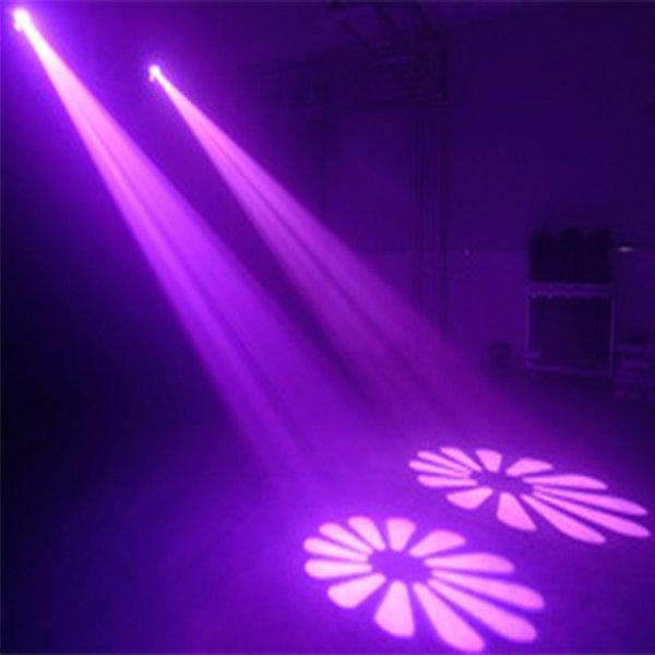 Marslite multi-color led light projector customizedeffects for party