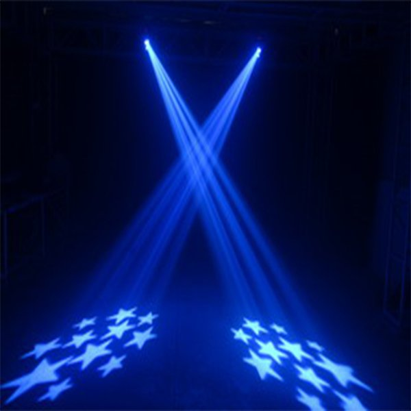 Marslite multi-color led light projector customizedeffects for party-6
