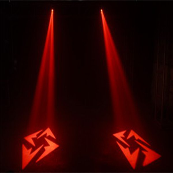 Marslite multi-color led light projector customizedeffects for party-7