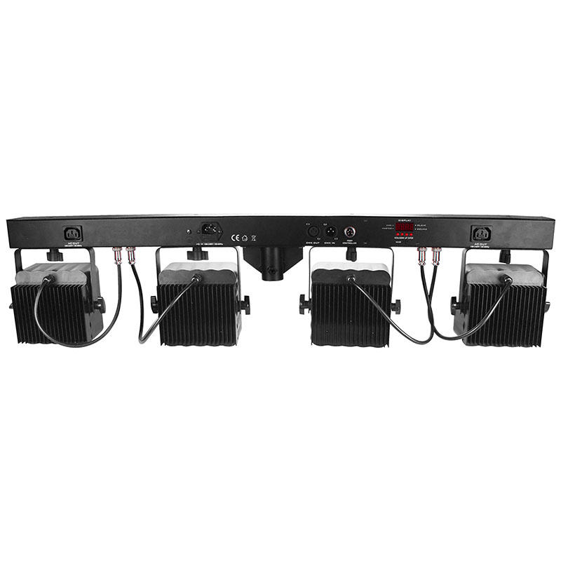 Marslite reliable dj par light to meet your needs for discotheques