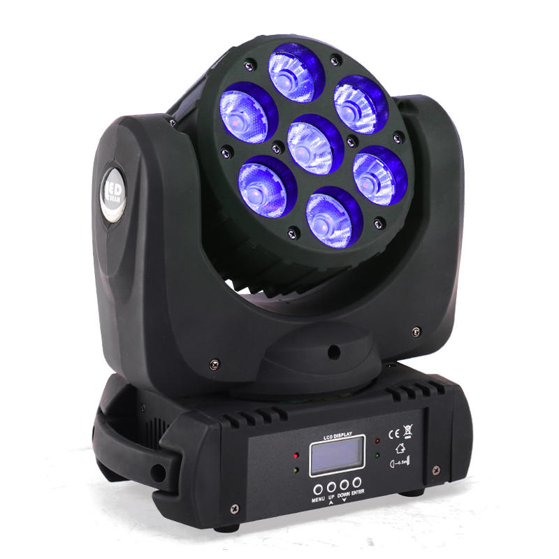 6IN1 LED  Beam Moving Head Light  Marlite MS-CM67