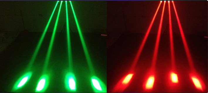 Marslite multi-color dj stage lighting wholesale for bar-7