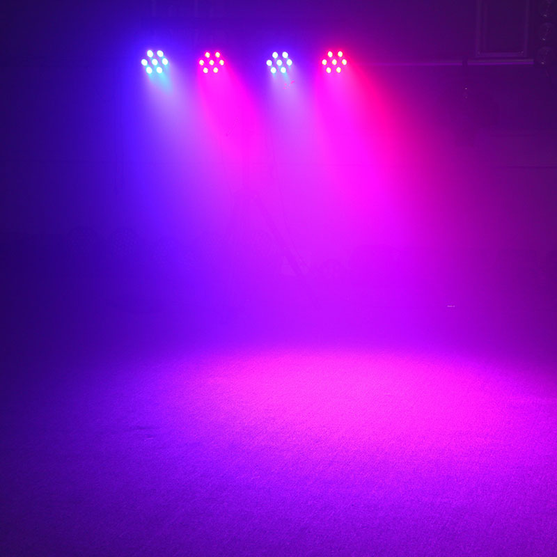 Marslite durable mini par led with different visual effects for discotheques-6