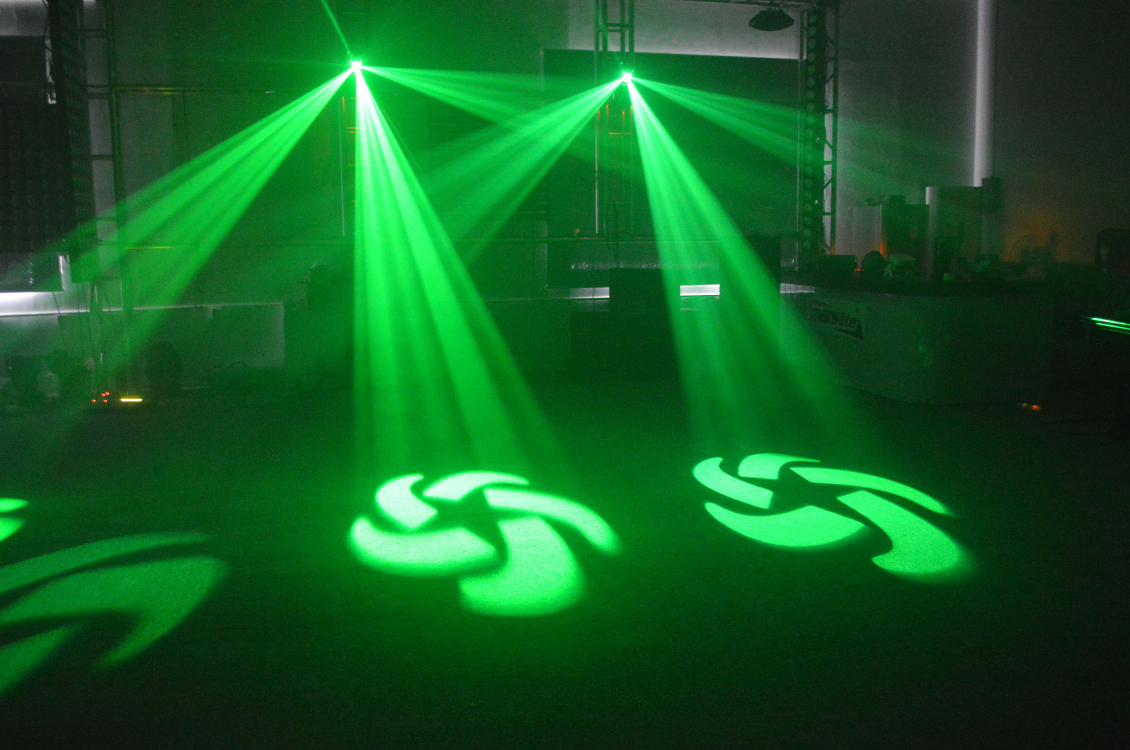 Marslite ball led effect light for party-5