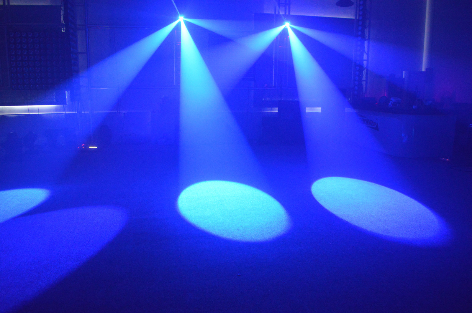 Marslite ball led effect light for party-6