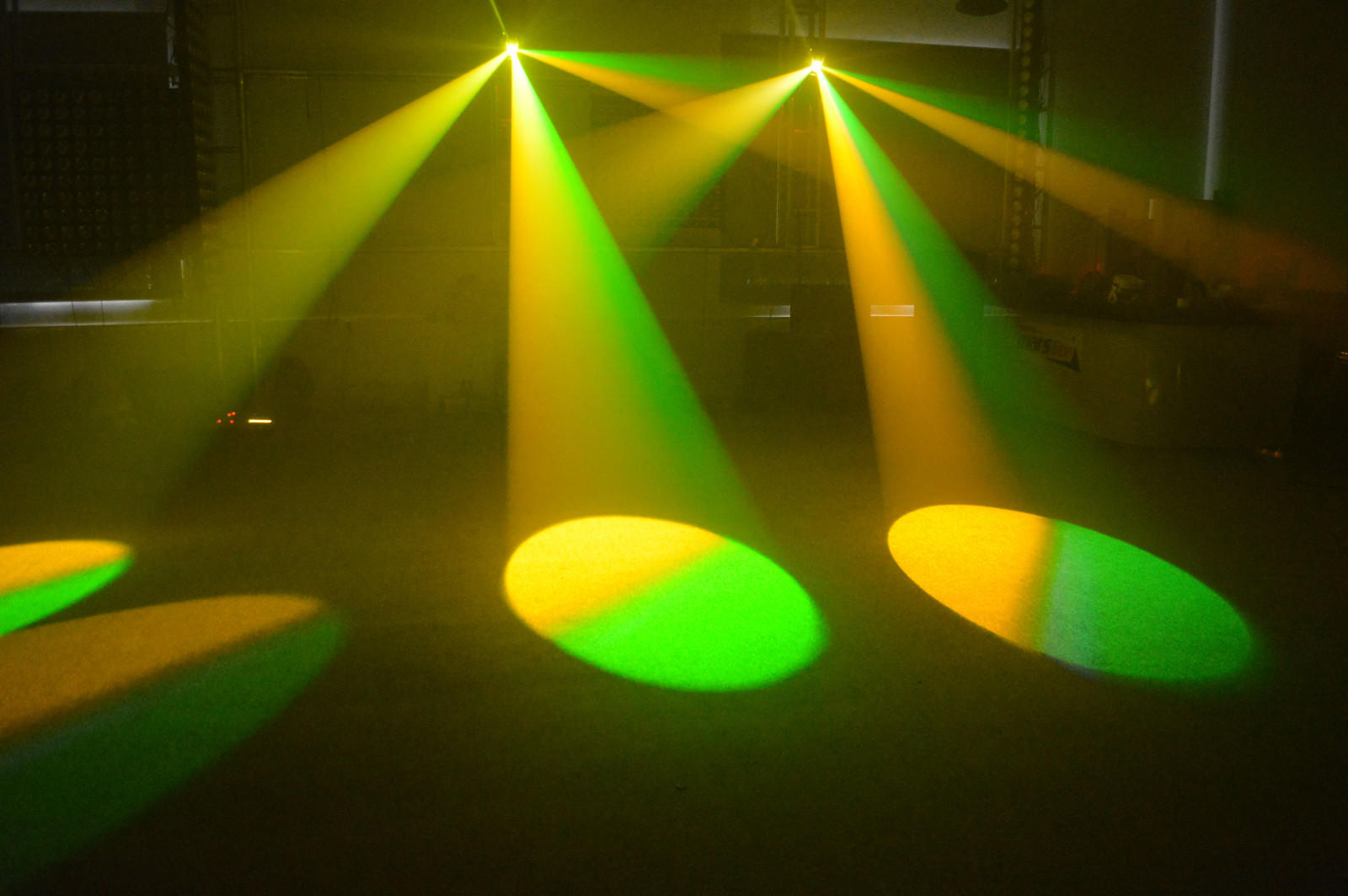 Marslite ball led effect light for party