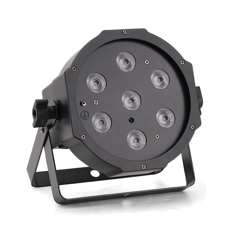 LED Stage 7x10W RGBA/RGBW 4IN1 Par Light  MS-147
