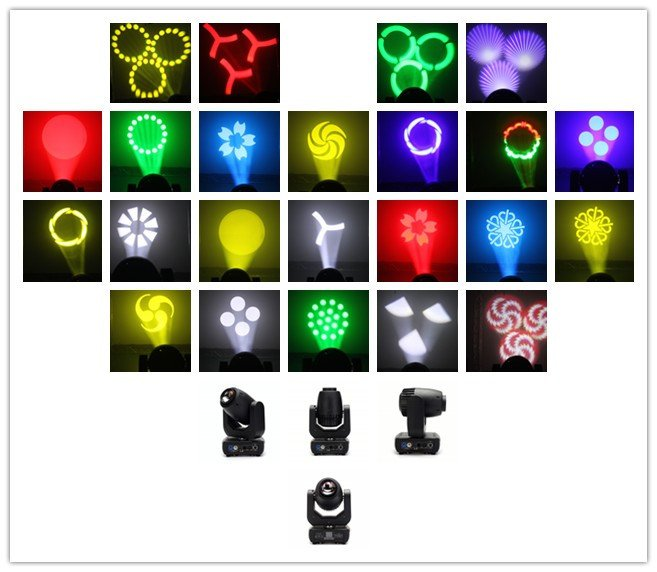 Marslite pocket moving heads wholesale for party-6
