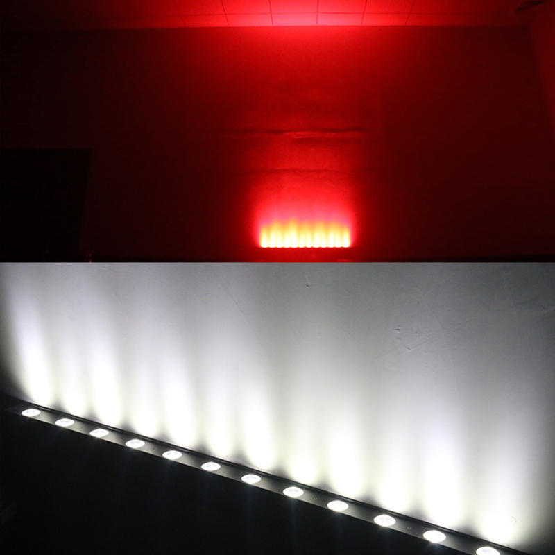 LED 12 Eyes RGBW Indoor Pixel Wall Wahser Bar Light MS-CB12FC