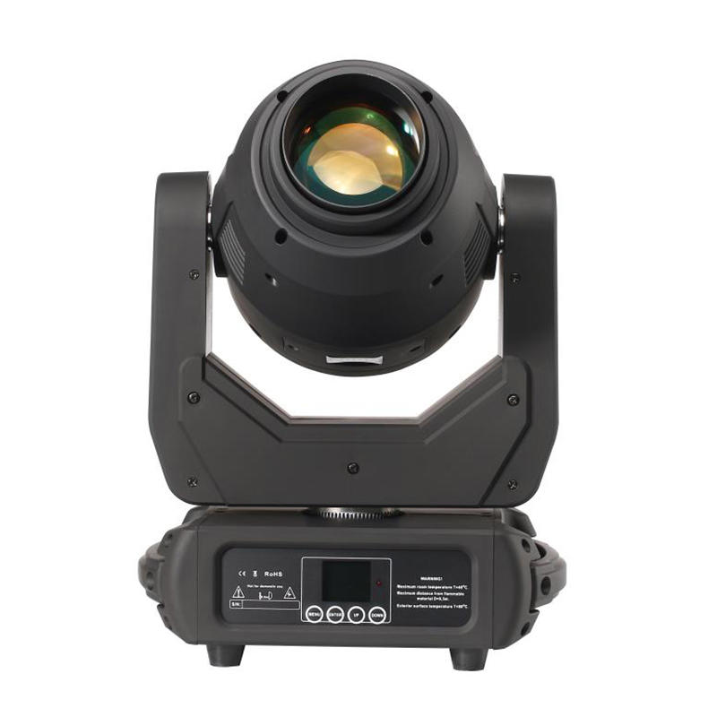 LED 250W Zoom Moving Head 3-in-1 Stage Light MS-B250Z