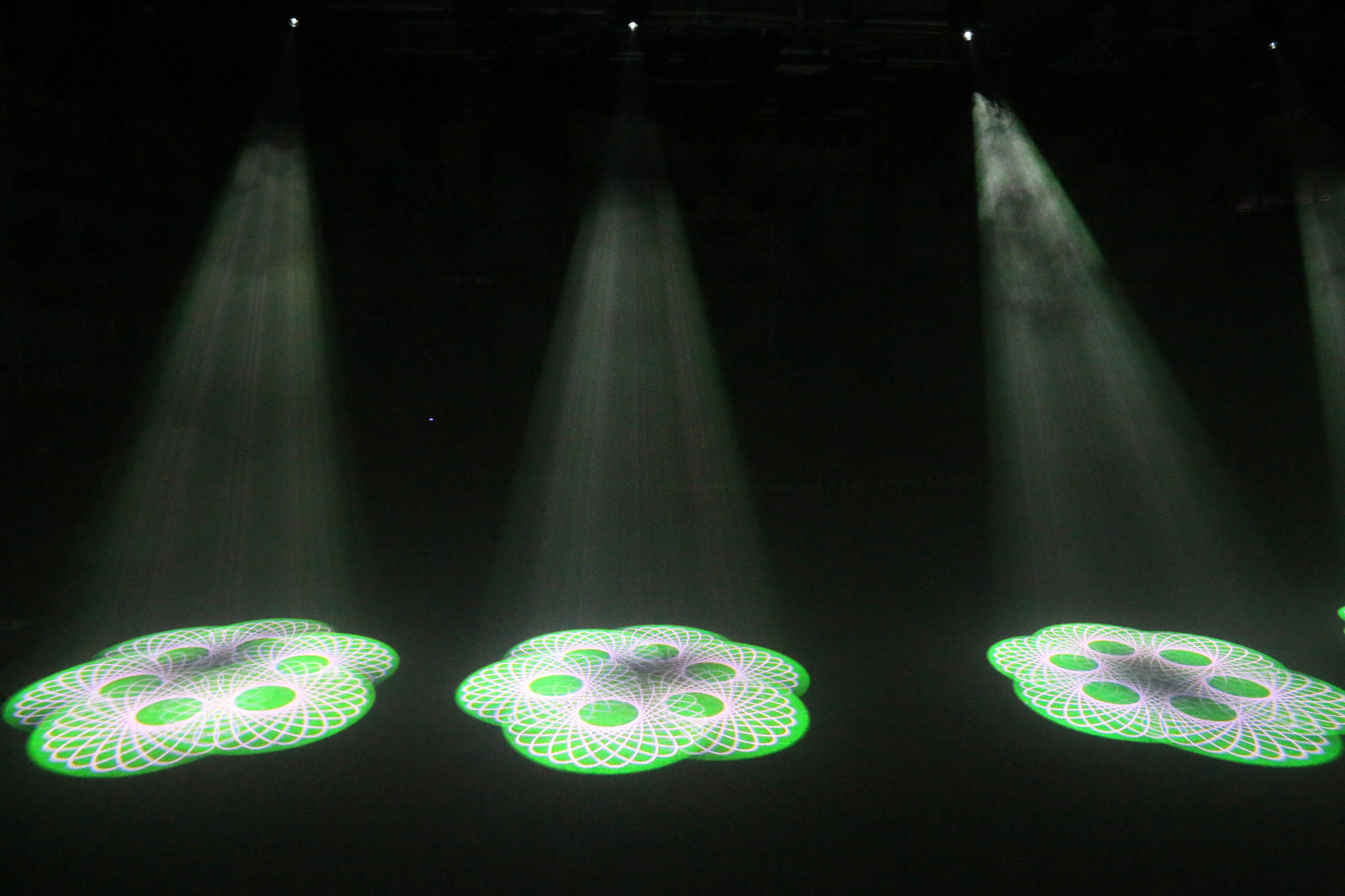 Multi-effect party laser lights dmx easy to carry for disco-7