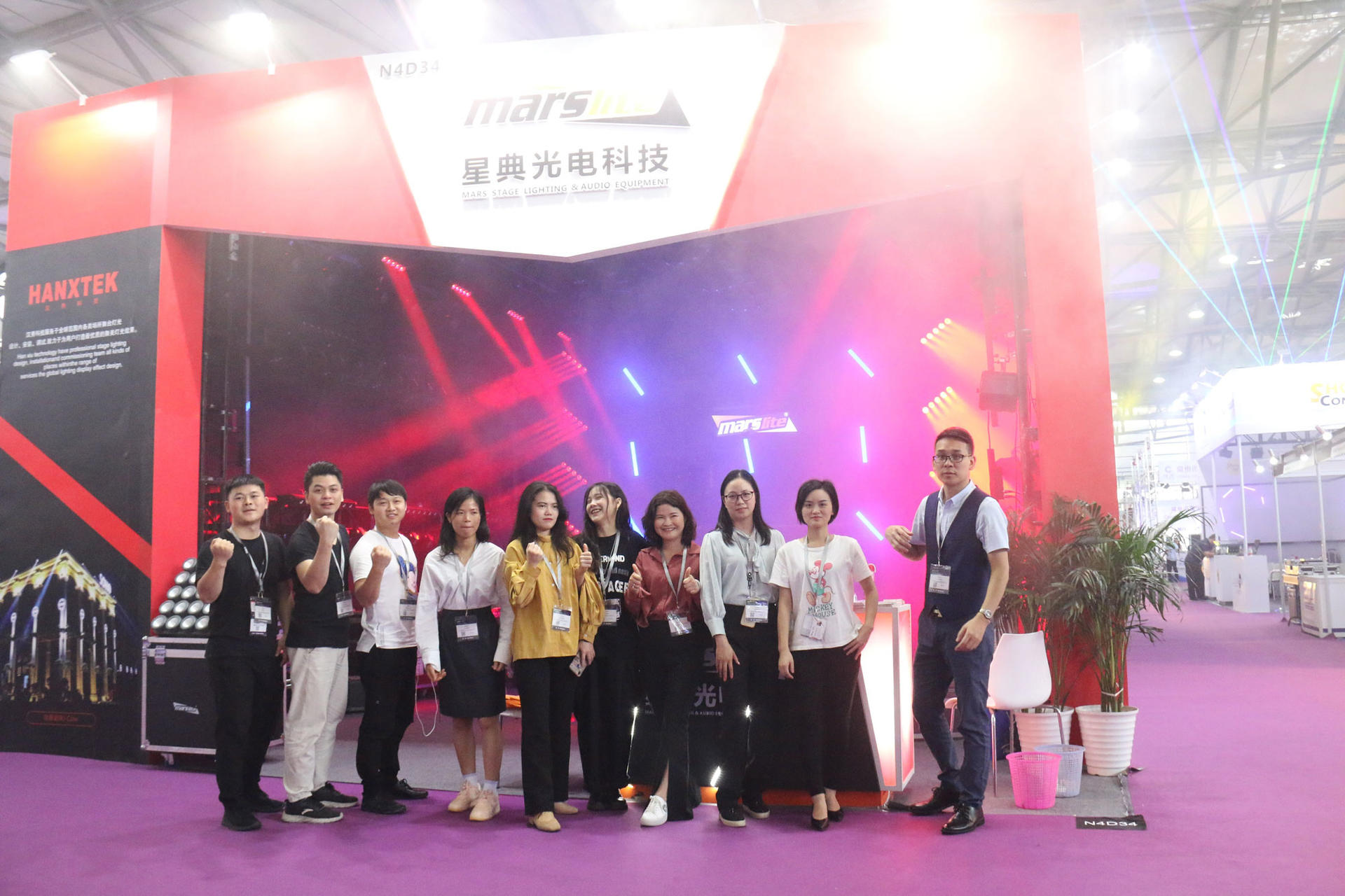 2019 Shanghai Prolight+sound Exhibition