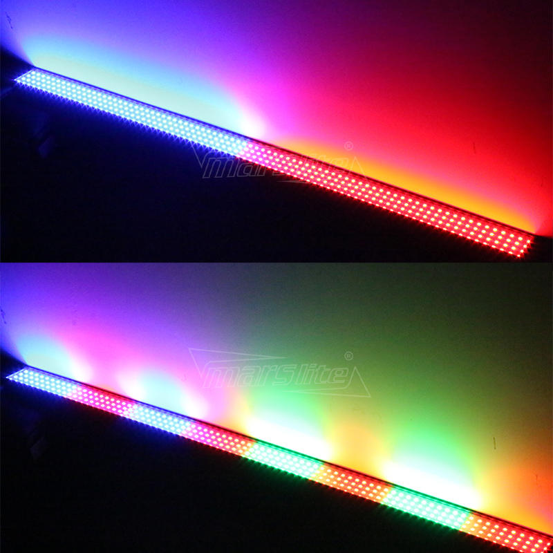 320*0.2W RGB SMD Indoor Stage Wall Wash Light LED Pixel Light Bar MS-ST08-RGB
