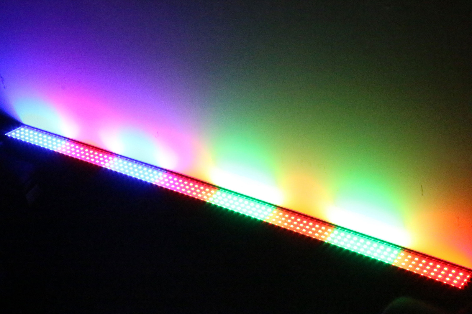Marslite pixel led wash light bar to decorative for party-4