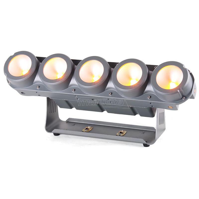 5X30W Waterproof LED COB Matrix Bar Light MS-WPM50-FC