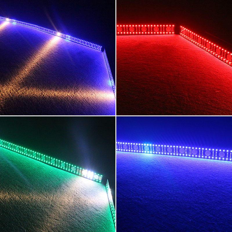 RGB 12pcs 3IN1 Wall Wash Bar Light MS-CB12RGB