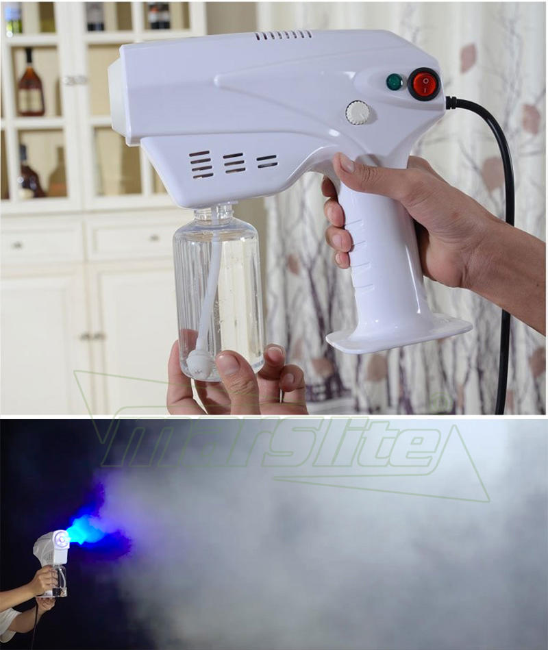 1200W Car Room Disinfection Nano Spray Gun